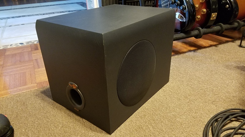 Klipsch sub-woofer - Stock