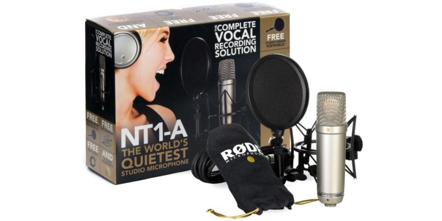 Vocal Microphones and Related Gear Review