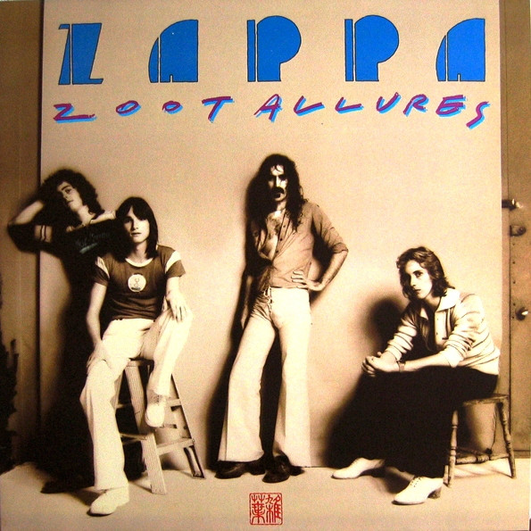 Another Zappa Cover – Project Now Complete