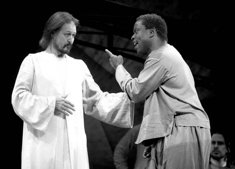 Ted Neeley and Corey Glover - Jesus Christ Superstar