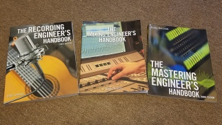 Best studio engineering manuals in existence