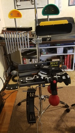Pearl percussion stand