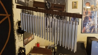 Treeworks 45-bar double row chimes