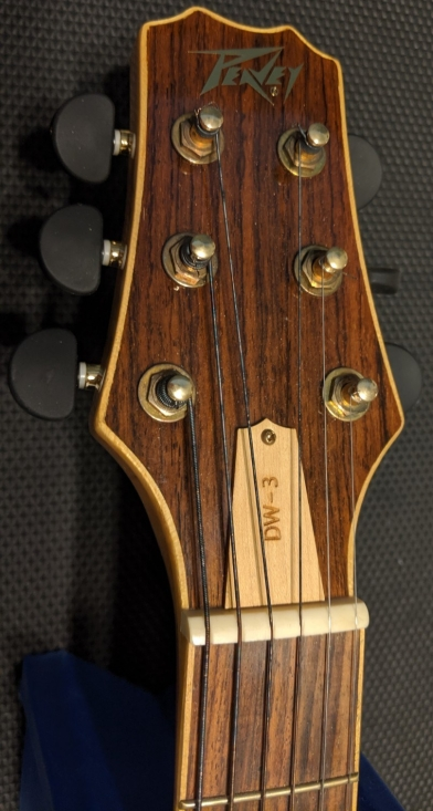 Head stock - Before