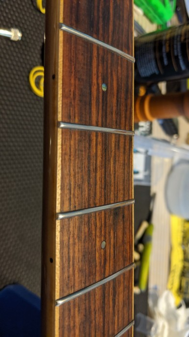 Fretboard - After