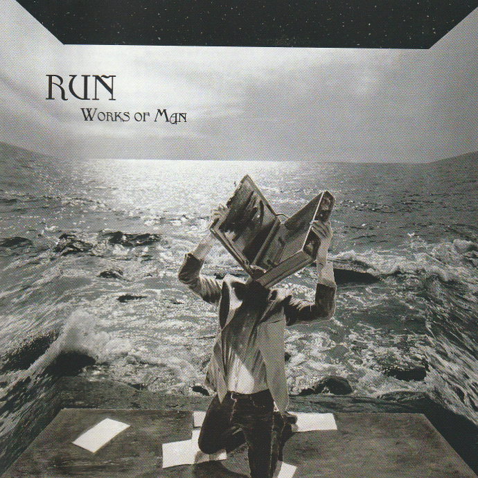 Run - Works of Man - Front cover