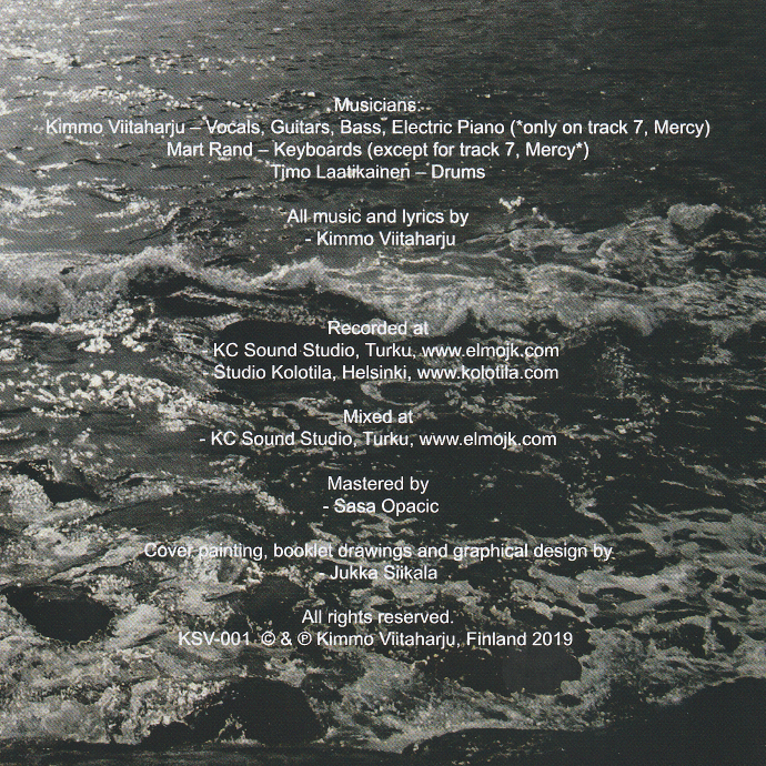 Run - Works of Man - Rear cover