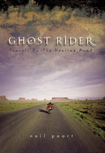 Ghost Rider - Travels On The Healing Road - Book Cover