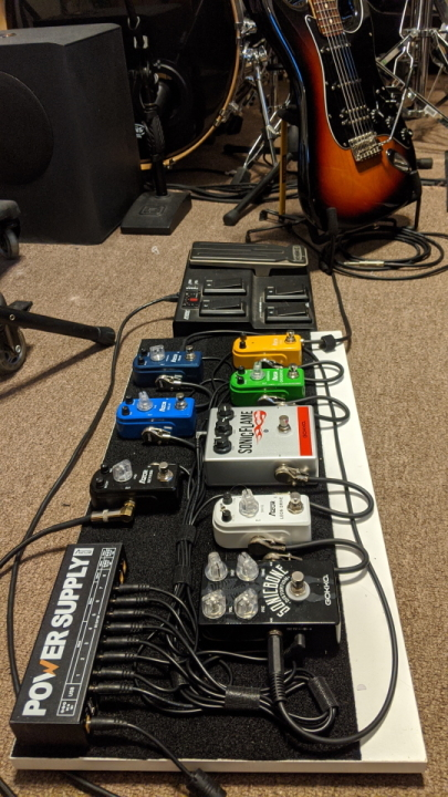 Pedalboard Project - Expansion
