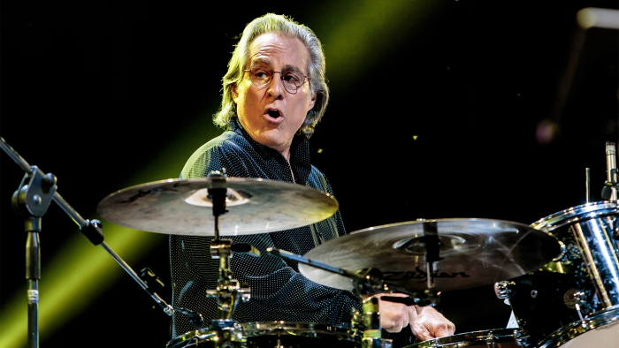 Drummer Close-Up: Max Weinberg