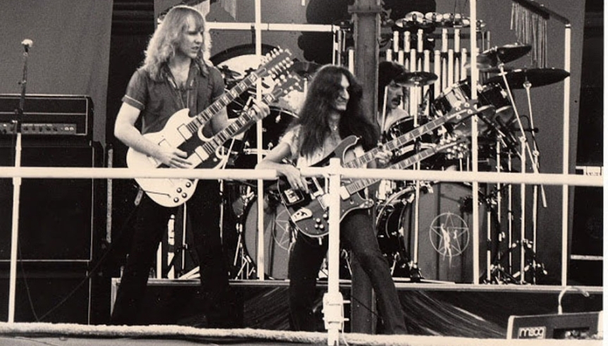 New Video: Rush Live at the Pinkpop Festival, Netherlands, 1979