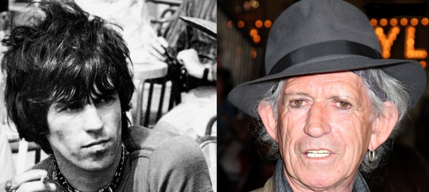 The Transformation of Keith Richards